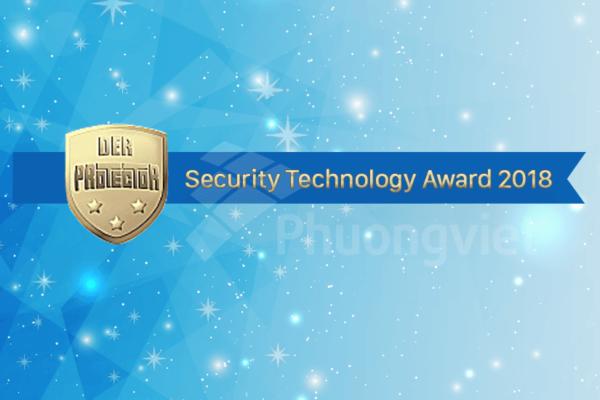 hikvision giành giải thưởng với camera deeplearning