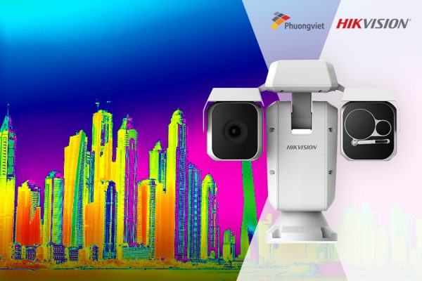 camera nhiệt hikvision