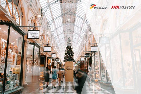 hikvision giải pháp bán lẻ